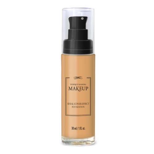IDEAL COVER EFFECT FOUNDATION - TOFFEE